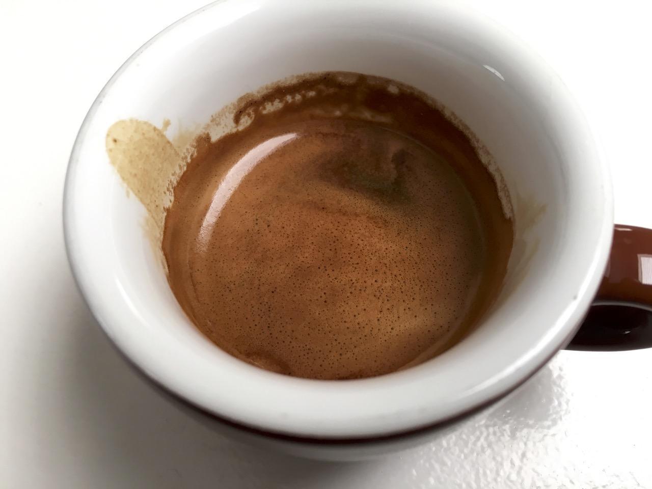 Yirga Cheffe Espresso Shot 1