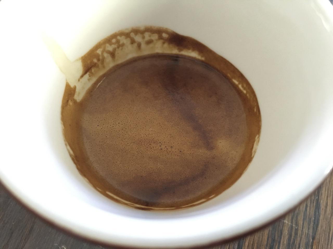 Yirga Cheffe Espresso Shot 2